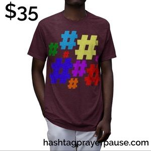 Men's Color Spark Tri-Blend T-Shirt